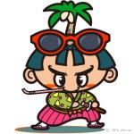 キャラクター_トロピカル侍